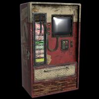 RustyCola Machine