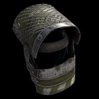 Saboteur's Can Helmet