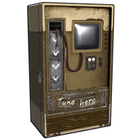 Sand Tone Vending Machine