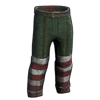 Santa's Helper Pants