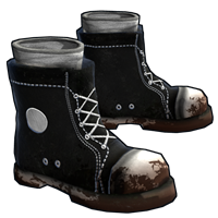 Scavenged Sneaker Boots