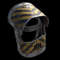 Scrap Hazard Helmet