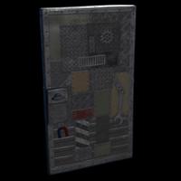 Scrap Robot Door