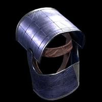 Solar Panel Helmet