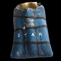 Star Bedroll