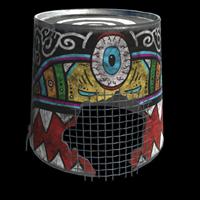 Sunrise Bucket Helmet