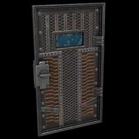 TacCom Security Door