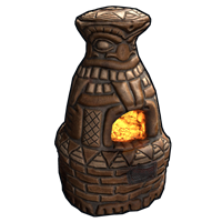 Totem Furnace