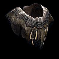 Tribesman Poncho