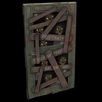 Trick Or Treat Door