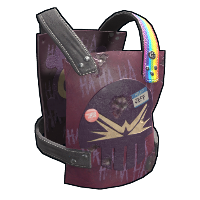 Troll Daddy Chest Plate