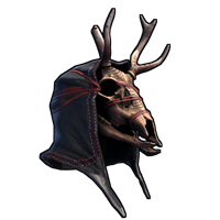 Uprising Deer Skull Mask