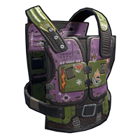 Vandal Chest Plate