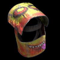 Vandal Graffiti Helmet