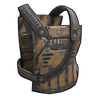 War Machine Chestplate