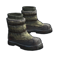 Wasteland Hunter Boots
