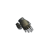 Wasteland Hunter Gloves