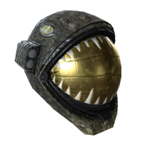 Crocodile Helmet
