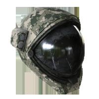 Digital Camouflage Helmet