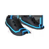 Emissive Stripes Boots