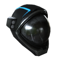 Emissive Stripes Helmet