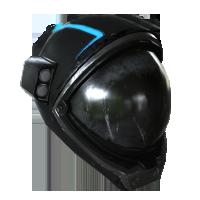 Emissive Stripes Helmet
