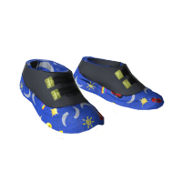 Kids Pajamas Boots