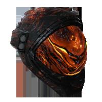 Lava Helmet