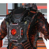 Lava Suit