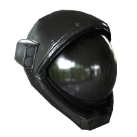 Metallic Helmet