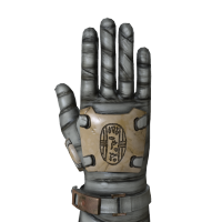 Mummy Gloves