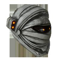 Mummy Helmet