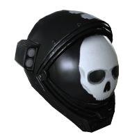 Skeleton Helmet