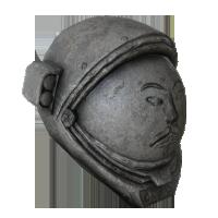 Terracotta Helmet