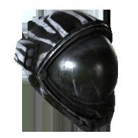 Zebra Helmet