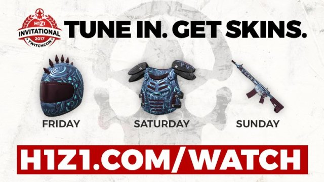 2f627970 All you have to do to get these skins is watch the streams each day, they  will be sharing a different link each day.